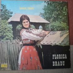 Florica bradu lioara lioara lp vinyl populara folclor orchestra george vancu - Muzica Populara electrecord, VINIL