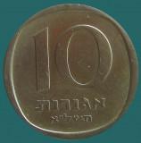 ISRAEL KM#26   10 Agorot (1960-1977), Asia