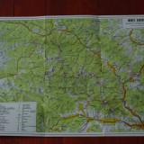 Harta turistica - Muntii Suhard !!!
