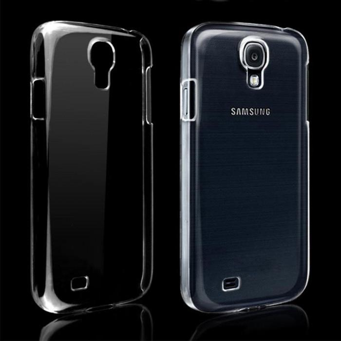 Husa Samsung Galaxy S4 i9500 Transparenta foto mare