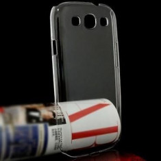 Husa Samsung Galaxy S3 i9300 Transparenta - Husa Telefon Samsung, Plastic, Fara snur, Carcasa