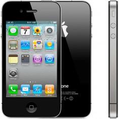 Vand iPhone 4 Apple 8 GB, Negru, Orange