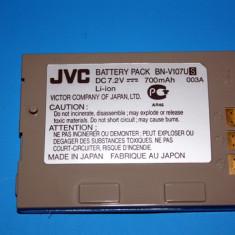 Baterie JVC BN-V107U - Baterie Camera Video