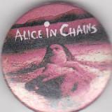 Insigna  Alice in Chans