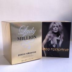 Paco Rabanne Lady Million Eau De Parfum-dama, 80 ml - Replica calitatea A ++ - Parfum femeie Paco Rabanne, Apa de parfum