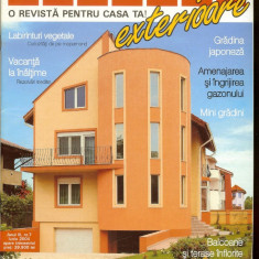 "Revista CAMINUL, iunie 2004 - supliment ""exterioare"""