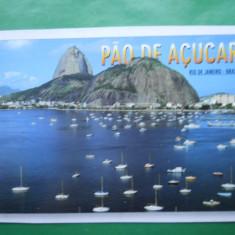 HOPCT 8804 -MOKAZIE ! BRAZILIA RIODE JANEIRO -STANCA DE ZAHAR -NECIRCULATA, Europa, Printata
