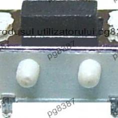 Push buton 6x3x3 mm-124385
