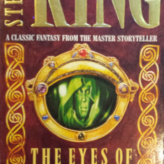 THE EYES OF THE DRAGON - Stephen King (carte in limba engleza) - Carte in engleza
