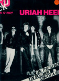 -Y-  URIAH HEEP HARD ROCK -  ON 12 INCH