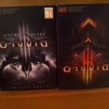 Diablo 3 + Reaper of Souls, CD Key+ Cont - Jocuri PC Altele, Role playing, 16+, Multiplayer
