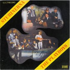 THE PLAYBOYS THE STUBINERNA muzica pop rock anii 60 disc vinyl lp ST EDE 2696