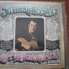 Stefan Grossman Country Blues Guitar Festival Kicking Mule Records yugoslavia folk blues rock vinyl lp 1984 - Muzica Blues, VINIL