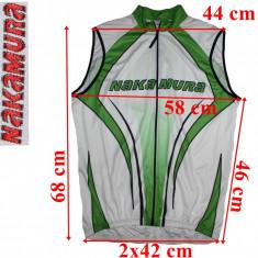Tricou ciclism, fara maneci Nakamura, barbati, marimea L !!!PROMOTIE2+1GRATIS!!!, Tricouri