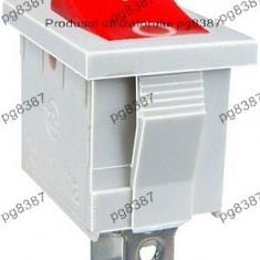 Intrerupator simplu, ON-OFF, 6A, 250V, 2 pozitii - 120343