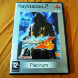 Joc Tekken 4, PS2, original, alte sute de jocuri!