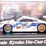KYOSHO- SCARA 1/64- SUPER SPORTIVE- PORSCHE 911 GT1 /MOBIL - ++2501 LICITATII !! - Macheta auto