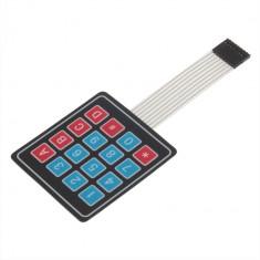 Tastatura numerica 4x4 16 taste matrice flexibila adeziva numpad arduino