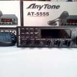 Statie radio CB Anytone model AT5555 4w-40w