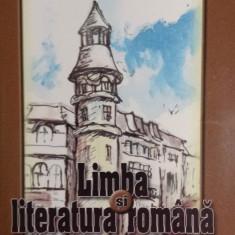 LIMBA SI LITERATURA ROMANA PENTRU CLASA A XI-A - Fl. Ionita, Gh. Lazarescu