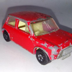 Macheta MATCHBOX - Racing Mini - Lesney - 1970 - Macheta auto