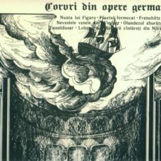 -Y- CORURI DIN OPERE GERMANE ( CA NOU ! ) DISC VINIL LP - Muzica Corala