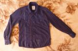 Camasa Jack&Jones Vintage Denim. Authentic Clothing; marime M: 52 cm bust etc., Maneca lunga, Jack & Jones