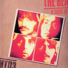-Y- THE BEATLES A TASTE  OF HONEY DISC  VINIL LP