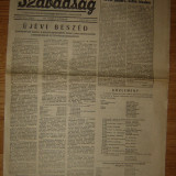 Ziar , Szabadsag - 4 Ianuarie 1990