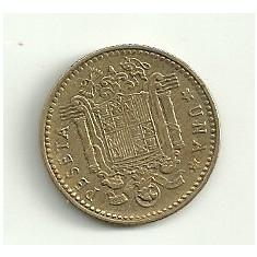 SPANIA 1 PESETA 1963 [1], Europa