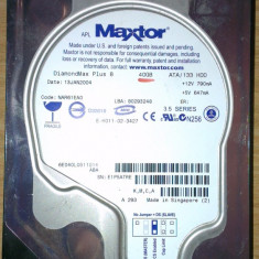 HDD Maxtor 40 Gb IDE - Hard Disk