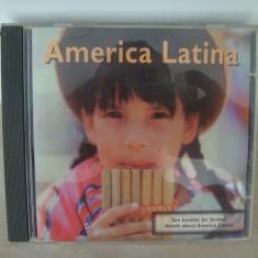 CD muzica latino - America Latina