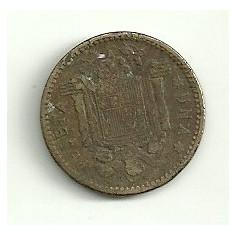 SPANIA 1 PESETA 1953 [4], Europa