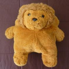 Gentuta copii in forma de ursulet; 6 compartimente; 33 x 23 cm; stare excelenta