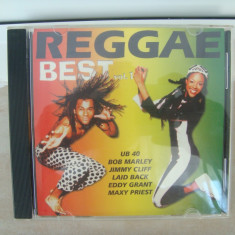 Best Reggae - vol. I - Ub 40, Bob Marley, Jimmy Cliff - Muzica Reggae, CD