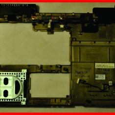 Carcasa inferioara base cover bottom base Dell XPS M1530 1530 COMPLETA cu buton power, difuzoare, buton WIFI, XR533 - Carcasa laptop