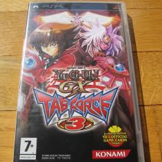 JOC PSP YU-GI-OH! TAG FORCE 3 ORIGINAL / STOC REAL / by DARK WADDER - Jocuri PSP Altele, Board games, 12+, Single player