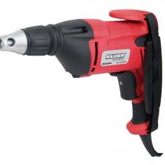 073101-Masina pentru insurubare in profile rigips 520 W Raider Power Tools - Surubelnita electrica