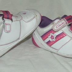 Panofi copii CLARKS - Pantofi copii Clarks, Marime: 20