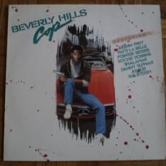 Beverly Hills Cop Music Motion Picture Soundtrack disc vinyl lp muzica pop rock