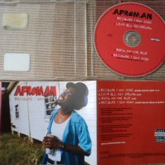 Afroman Because I Got High Lets All Get Drunk Back On Bus maxi cd muzica hip hop