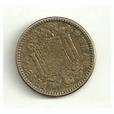 SPANIA 1 PESETA 1963 [4], Europa