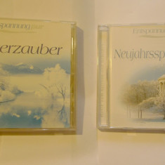 2 CD 'Relaxare Pura' (Entspannung Pur) Germany - Muzica Chillout