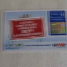 CARD real hypermarket / GERMANIA - pentru colectionari . - Card Bancar