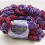 Fire tricotat / crosetat GNOCCHI mov - Fir tricotat si crosetat