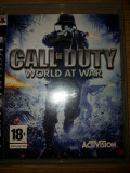 Call of Duty:World at War PS3, Shooting, 18+, Multiplayer, Activision