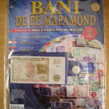 CC31 - BANI DE PE MAPAMOND - NUMARUL 18