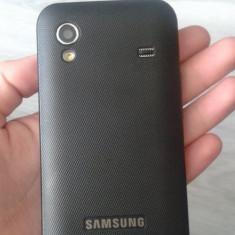 Samsung Galaxy Ace s5830 - Telefon mobil Samsung Galaxy Ace, Negru, Neblocat