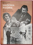 Madona pagana - Afis Romaniafilm 1980 film maghiar ca Piedone filme Epoca de Aur