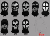 Cumpara ieftin Masca Cagula Call-of-Duty ski snowboard motor paintball Halloween cosplay +CADOU